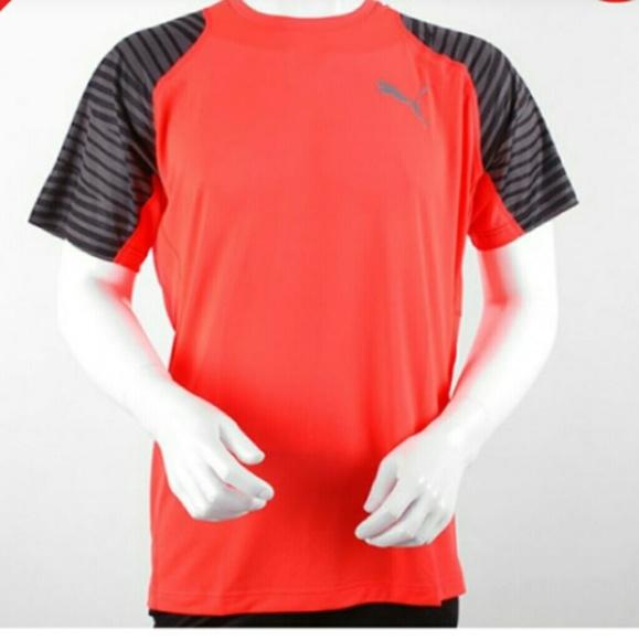 29335deb5 Puma Shirts | Mens Vent Graphic Tshirt Medium | Poshmark